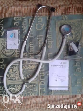 Nowy atestowany stetoskop medyczny Katowice