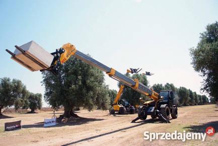 Kurs ładowarka teleskopowa Łódź. Sprzedajemy.pl