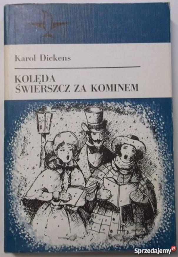 Kolęda świerszcz Za Kominem Dickens K