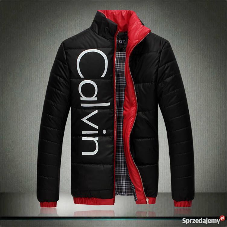 972753afa382d Kurtka Zimowa CALVIN KLEIN !!! OKAZJA !!! Łódź - Sprzedajemy.pl