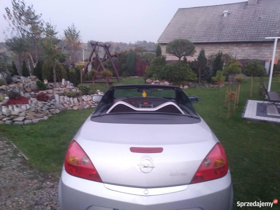 Opel Tigra II GAZ wspomaganie kierownicy Tigra Myślenice