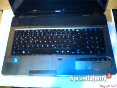 Acer 7540G524G50Mn w matrycy 173cala Bydgoszcz sprzedam