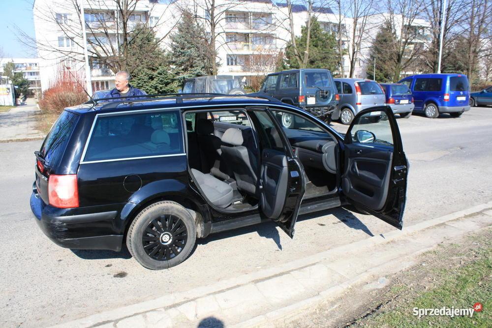 volkswagen passat kombi 2 0 diesel tanio. Black Bedroom Furniture Sets. Home Design Ideas