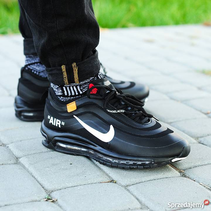 Nike Air Max 97 x Off White Buty