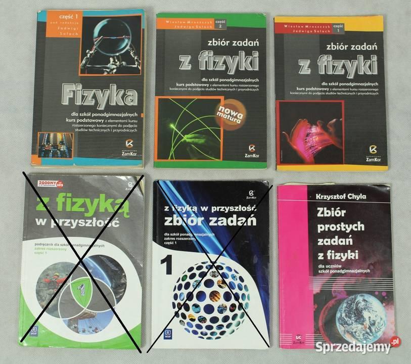 Podręczniki liceum