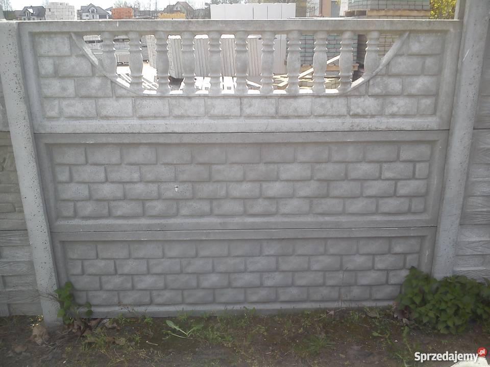 Ogrodzenia Betonowe Osielsko Sprzedajemy Pl