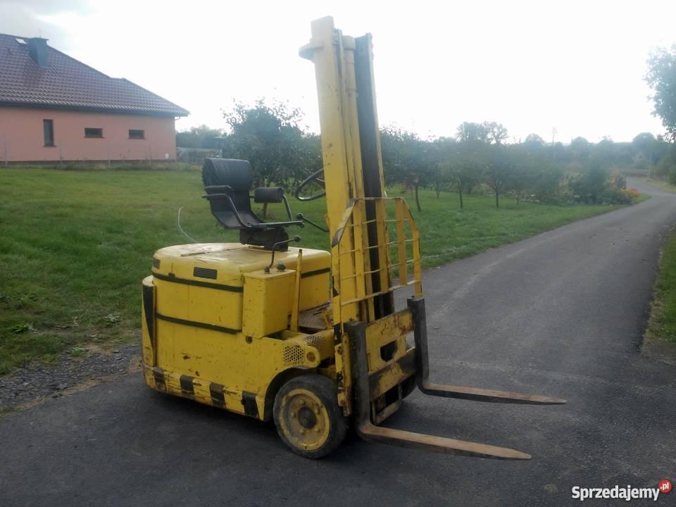 Elektryczny Wózek Widłowy Suchedniów WW 24V Zgorzelec sprzedam