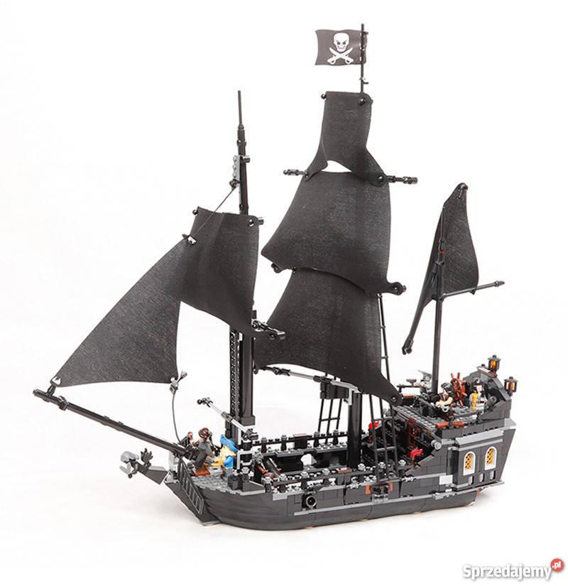 Lepin Statek Piracki Czarna Perła 4184 Klocki Głuchołazy