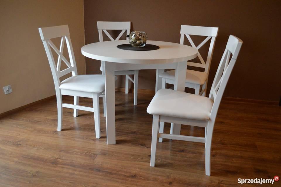 Hit Zestaw Stół I 4 Krzesła 10040 Producent Tanio