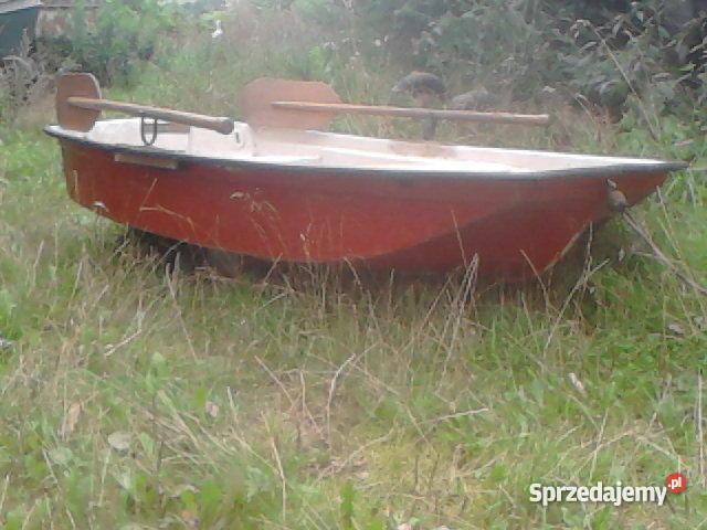 Łódka Wiosłowa Goręczyno