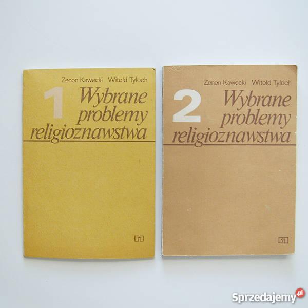 Wybrane problemy religioznawstwaZenon Kawecki Katowice