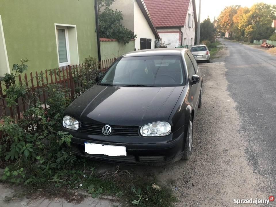 Golf IV 14 Benzyna Motoryzacja Wrocław