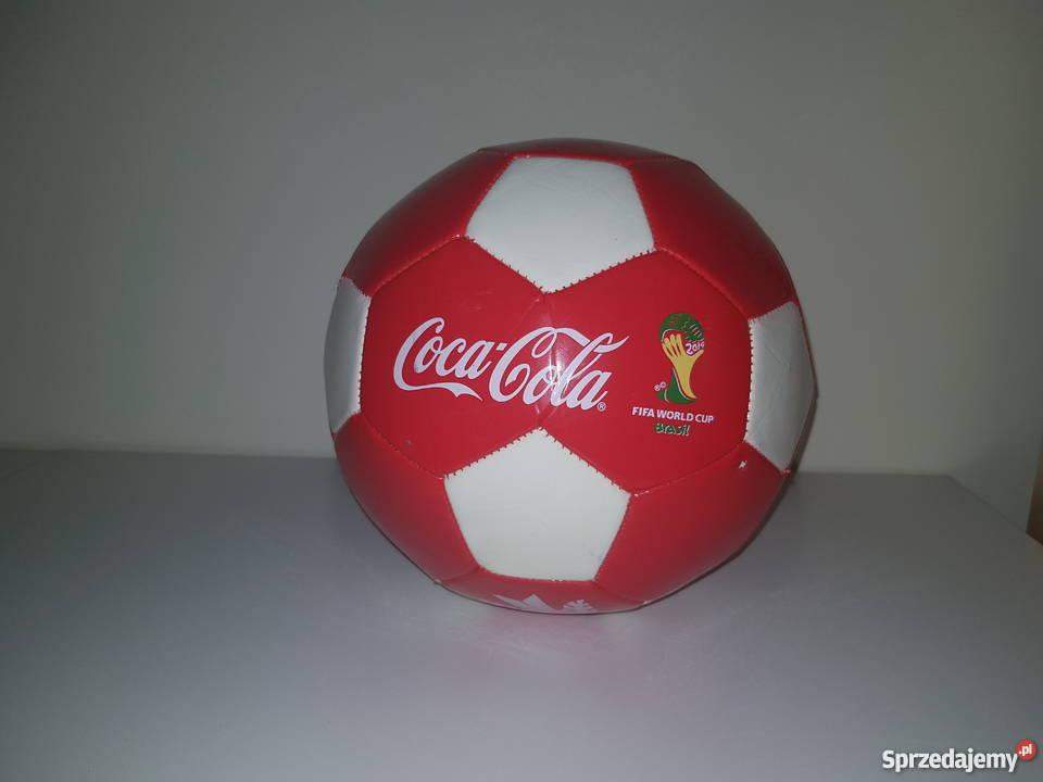 Piłka Coca Cola 2014 Brasil Warszawa
