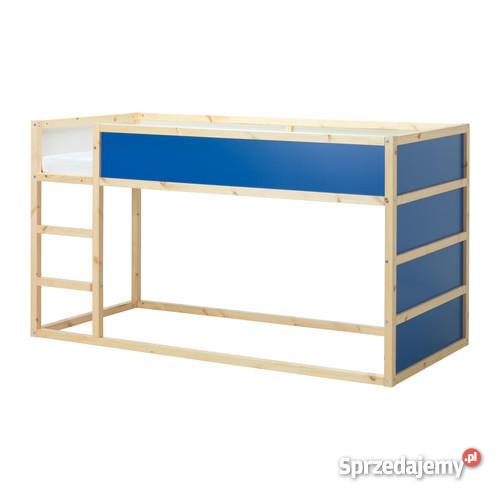 Sprzedam łóżko Piętrowe Ikea Dla Dzieci Bardzo Fajne