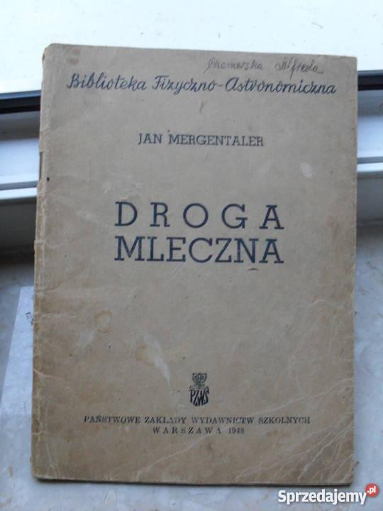 Droga Mleczna Jan Mergentaler