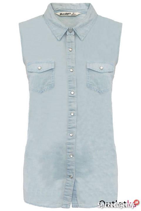 3827b715e6 Breakers Jeansowa koszula Elbląg - Sprzedajemy.pl