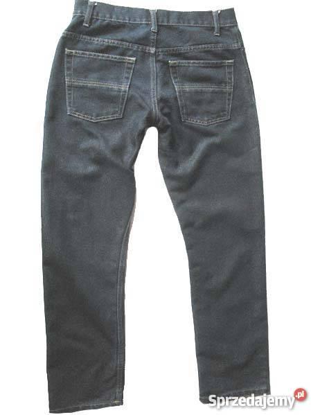 DENIMco JEANS dżinsy spodnie W 28 L 30 pas 77 mazowieckie Siedlce sprzedam