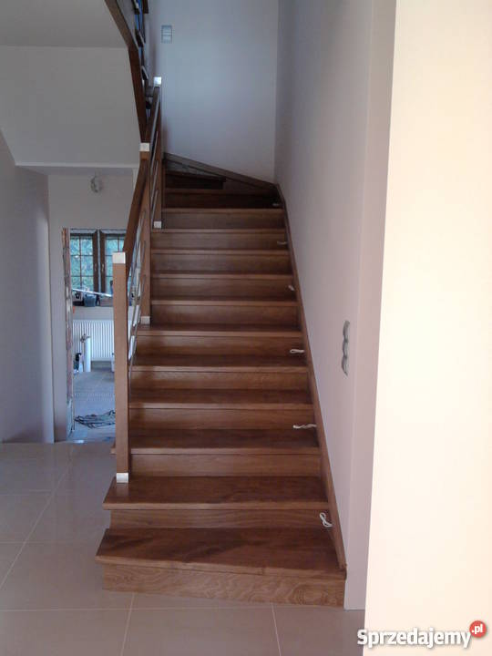Rewelacyjny schody drewniane - kielce - Sprzedajemy.pl TP21