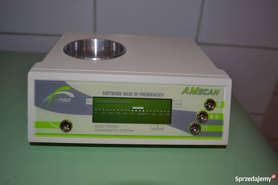 AM Scan Volla Vega test biorezonans Reprinter Rzeszów