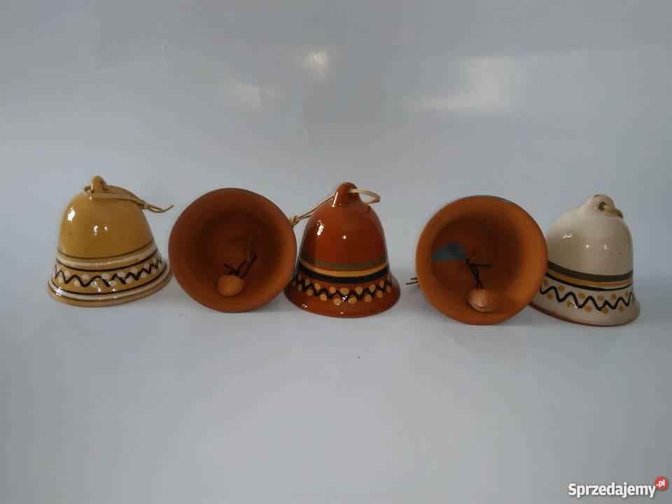 Dzwonek ceramiczny 3 Łysa Góra