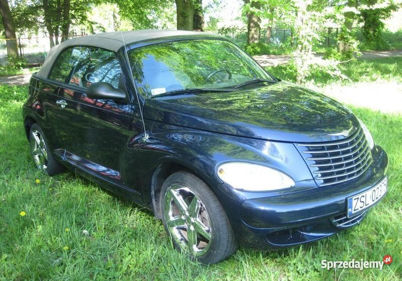 chrysler pt cruiser cabrio sprzedam zachodniopomorskie. Black Bedroom Furniture Sets. Home Design Ideas