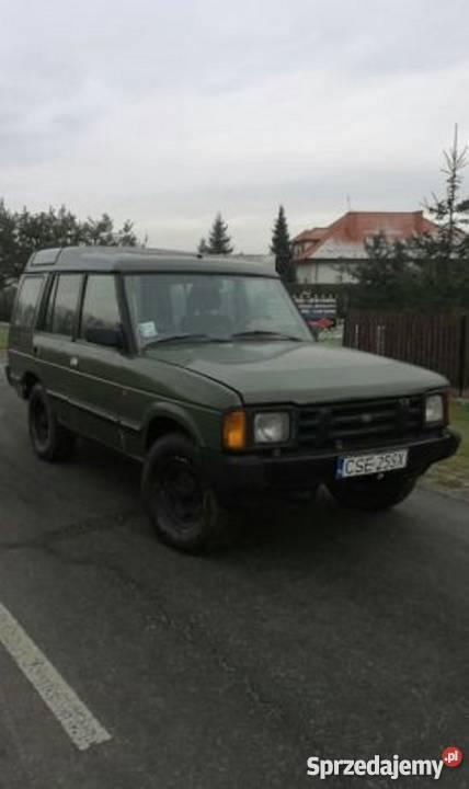 Land Rover discovery 25tdi 4/5 Discovery Lubartów