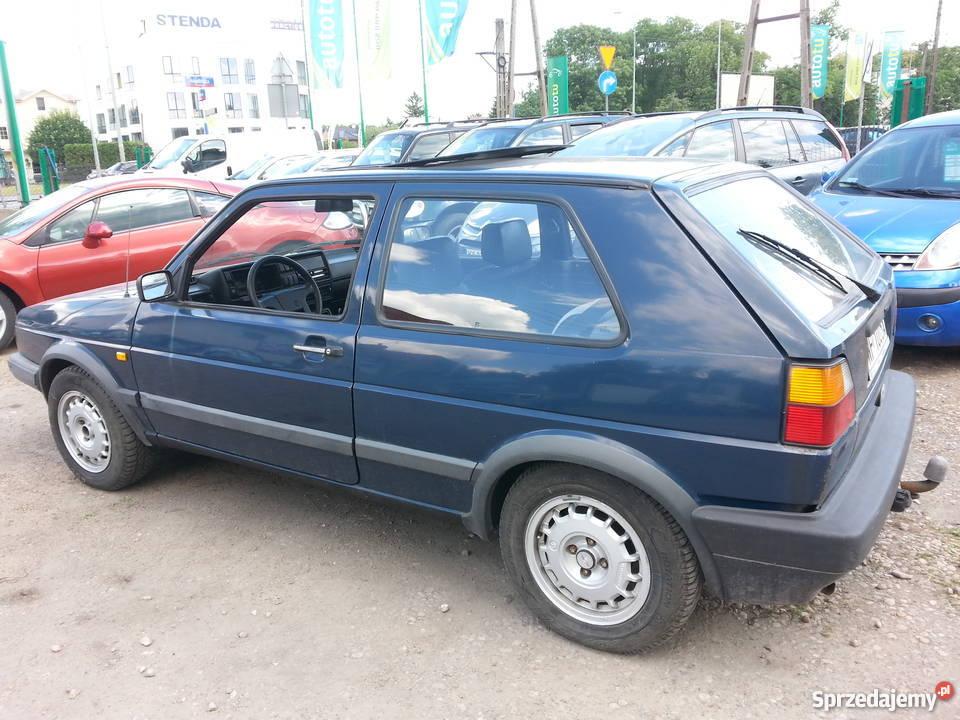 VW GOLF 2 AUTOMAT Rok produkcji 1990 Warszawa sprzedam