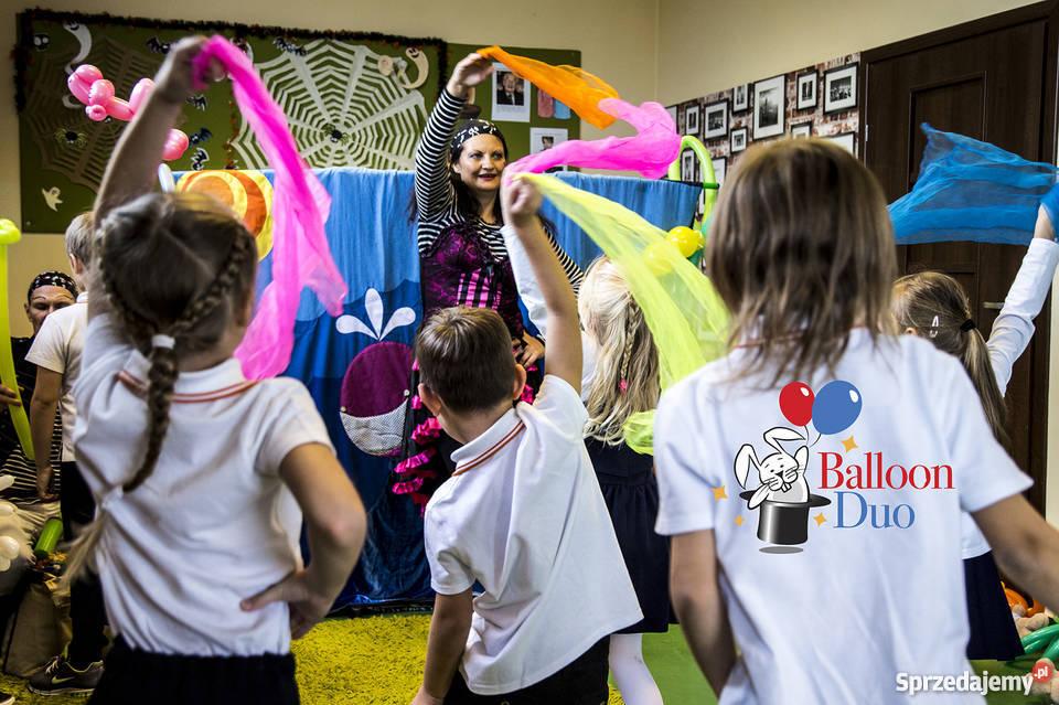 Balloon Duo Ekologiczno Przyrodniczy Teatrzyk