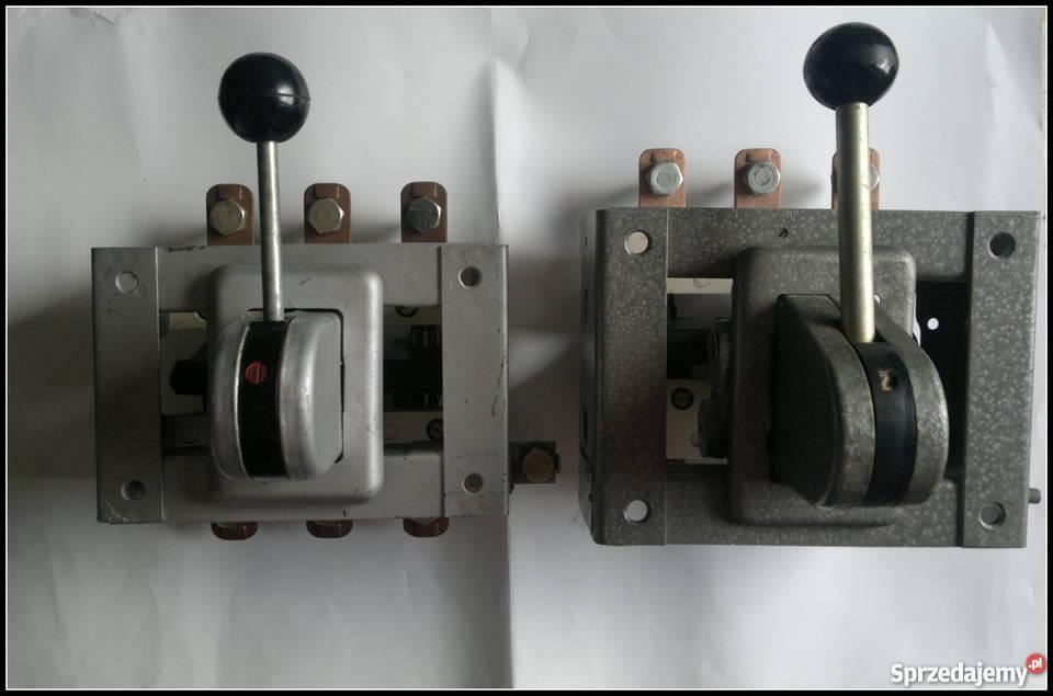 Niewiarygodnie wyłącznik, rozłącznik, odłącznik ŁOZ-23 Dąbrowa Górnicza UY41
