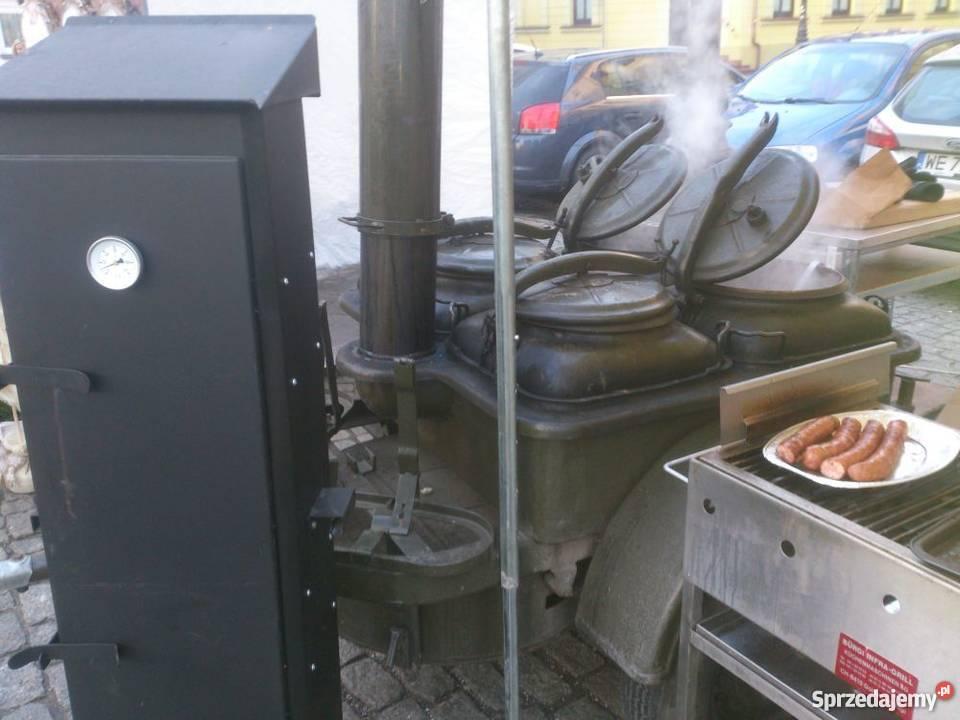 Kuchnia Polowa Do Wynajęcia Catering Imprezy Grill