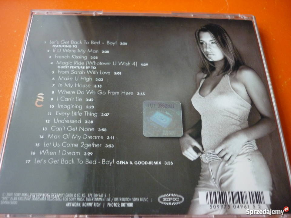 Płyta CD Sarah Connor Green eyed soul CD Warszawa