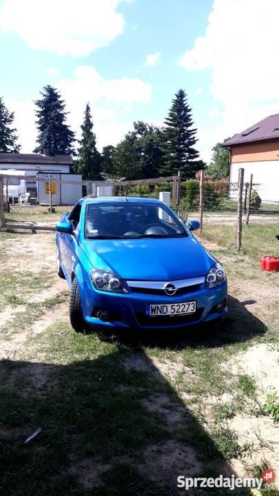 Opel tigra 18 nowe oc Katowice sprzedam