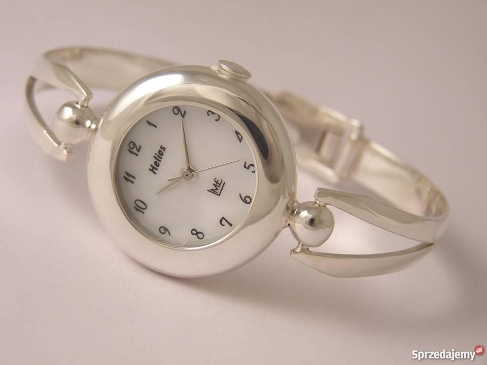 f9bf57bd1cabd3 zegarki ze srebra - Sprzedajemy.pl