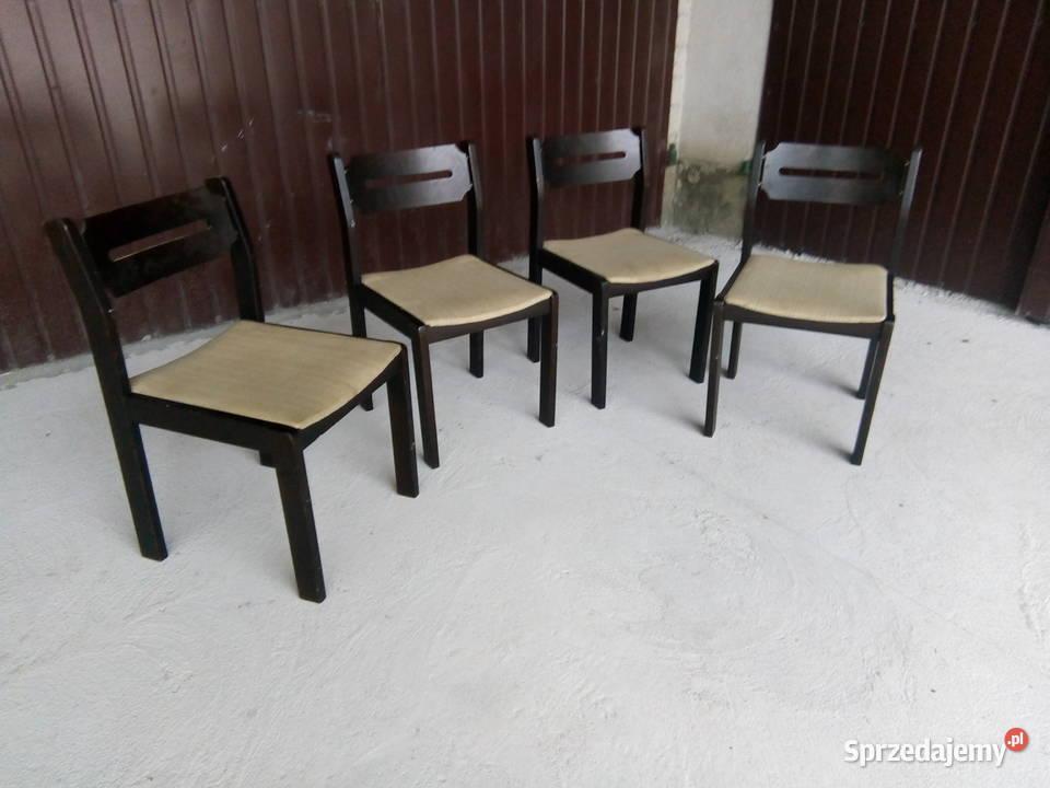 krzesła 4 sztuki / 162