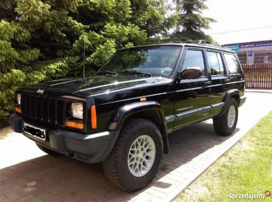 1998 Jeep Cherokee Xj >> Jeep cherokee II xj 2.5TD 1999 Serniki - Sprzedajemy.pl