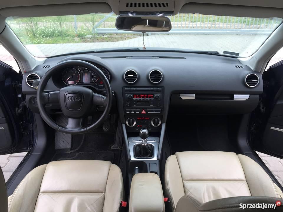 Audi A3 Czarny Mat Carbon Bydgoszcz Sprzedajemypl