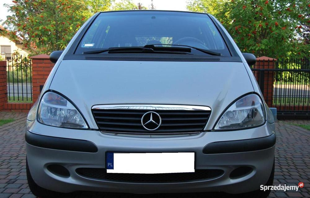 Mercedes benz a 140 na sprzeda for Mercedes benz na