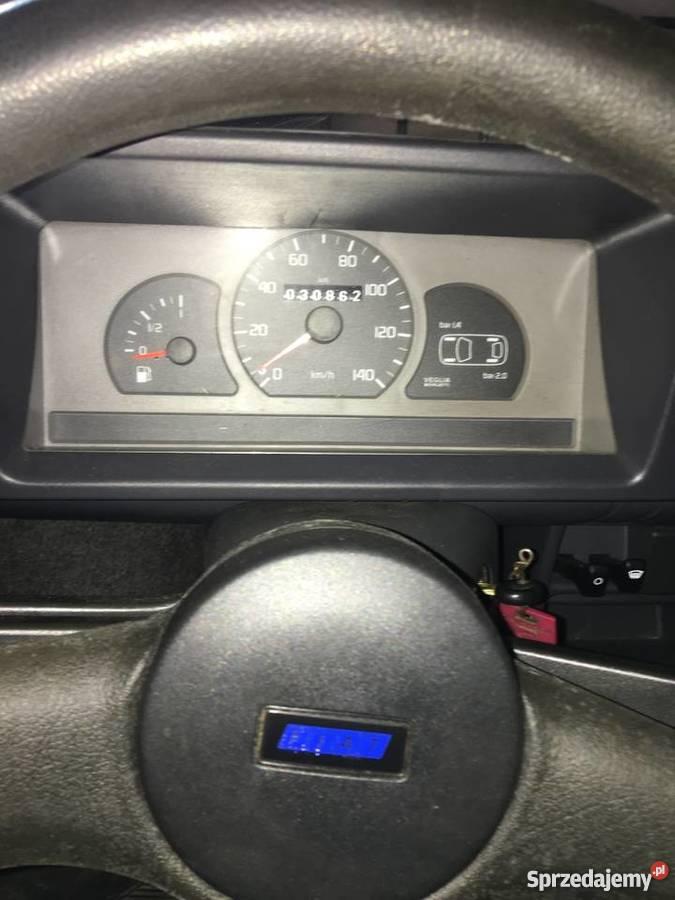 Fiat 126p 30 przebieg Lubień