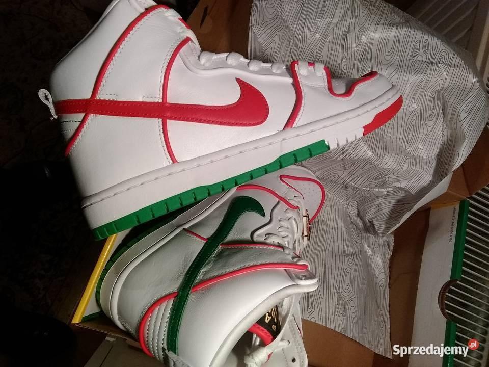 (roz. 41, 42) Nike SB Dunk High Paul Rodriguez CT6680 100