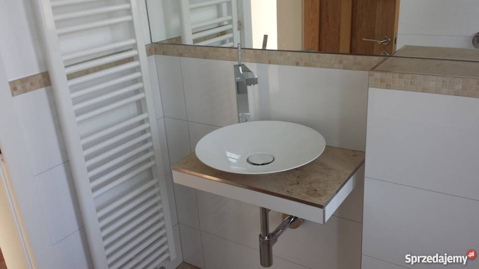 Kafelkowanie łazienki Remont Glazurnik Rydułtowy