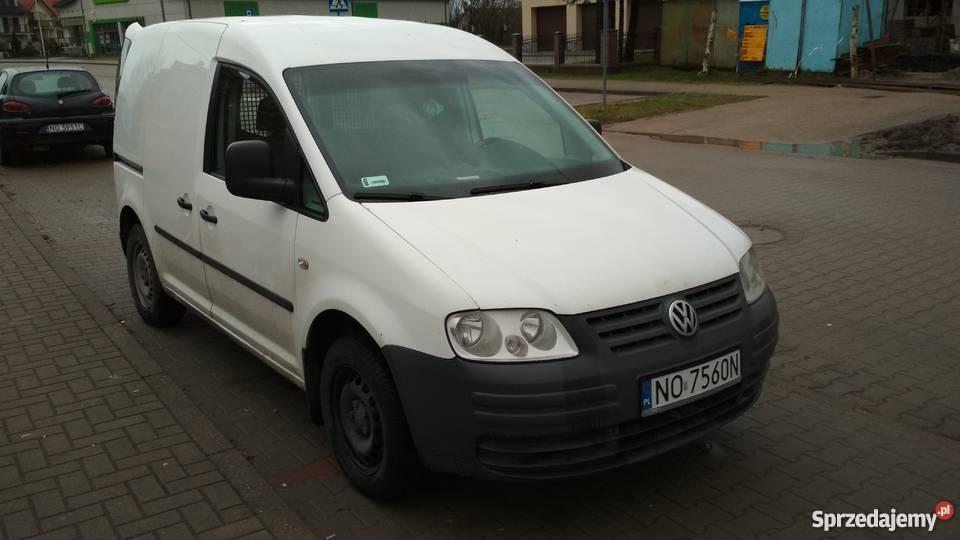 VW Caddy 19 TDI diesel Olsztyn