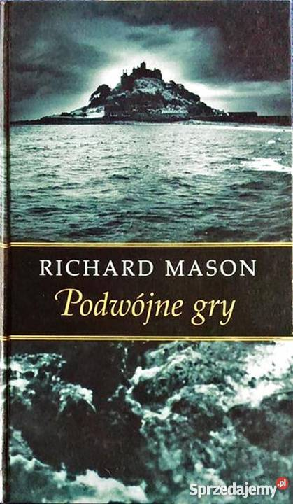 PODWÓJNE GRY MASON RICHARD Koszalin