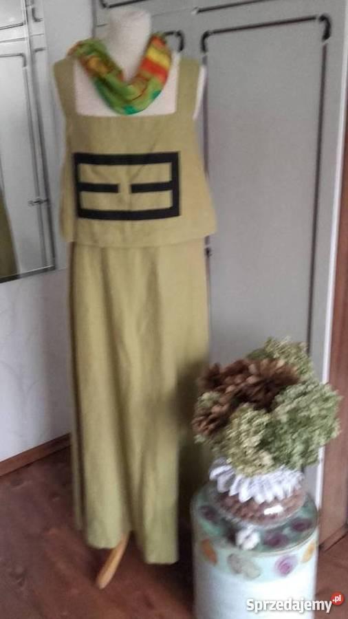e6f95c52a8 sukienki z lnu - Sprzedajemy.pl