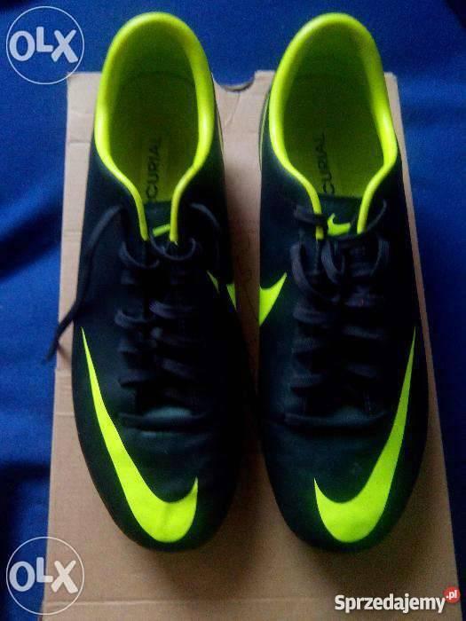 Korki Nike Mercurial Miracle lll Fg buty piłkarskie
