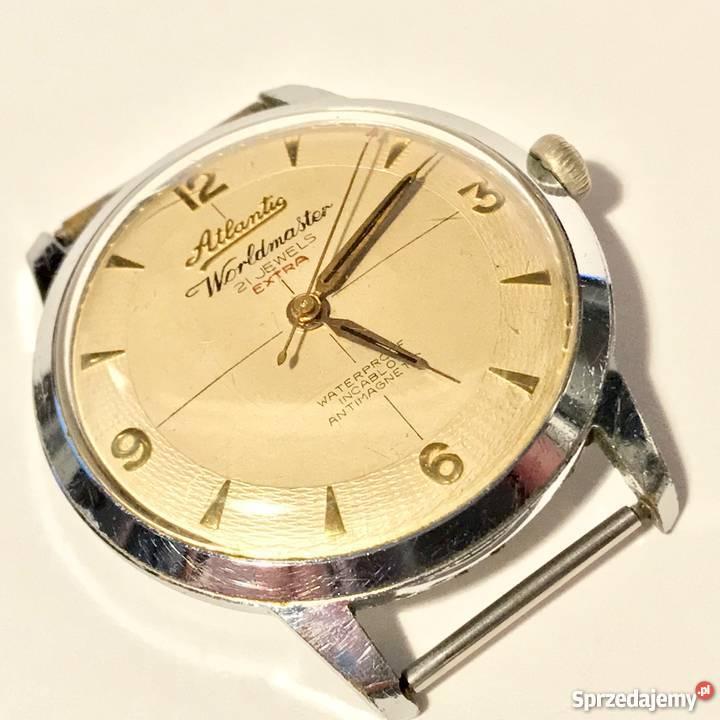 zegarek męski nakręcany