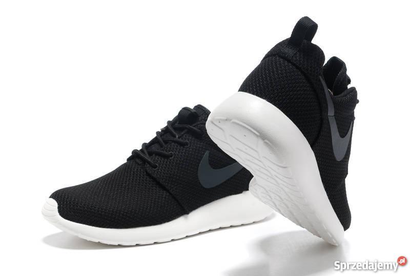 Buty Sportowe NIKE ROSHE RUN Białe Czarne 38 Gwarancja 24msc