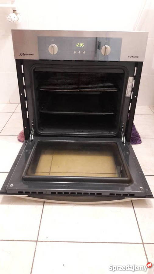Piekarnik Elektryczny Do Zabudowy Mastercook Future