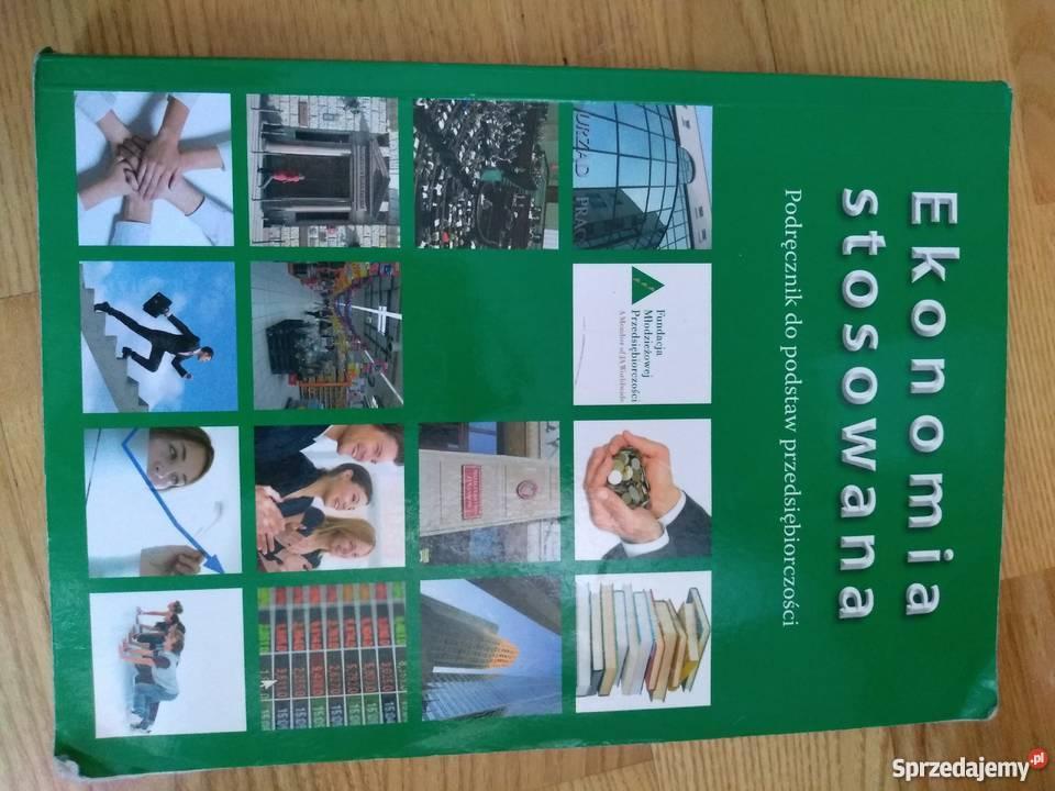 ekonomia stosowana podręcznik do podstaw przedsiębiorczości pdf