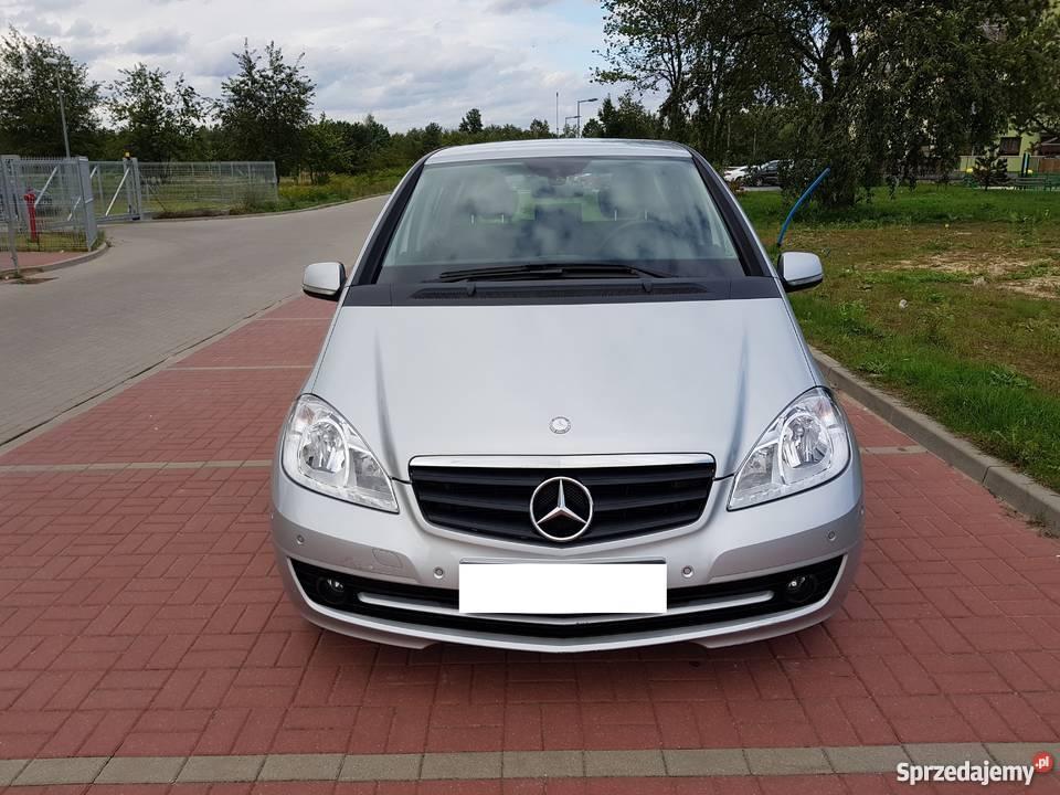 MercedesBenz Klasa A 15 95 AUTOMATIC 112 ASR (kontrola trakcji) Otwock sprzedam