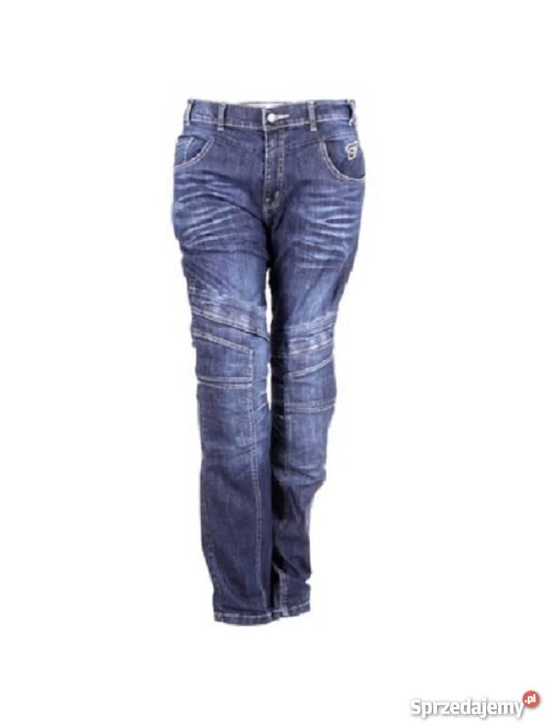 Spodnie Jeansy motocyklowe męskie OZONE HORNET